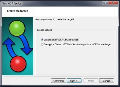 PowerBuilder 12.5 WCF Service Target Type